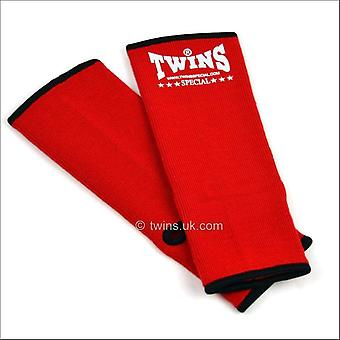 Twins special red ankle supports