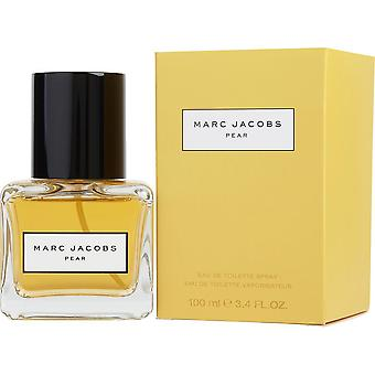 Marc Jacobs Pear Eau de Toilette Spray 100ml