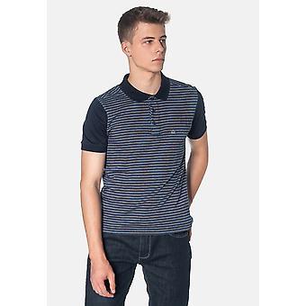 Merc CLIFFORD, Jacquard Men's Polo Shirt