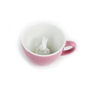 Creature cups - rabbit