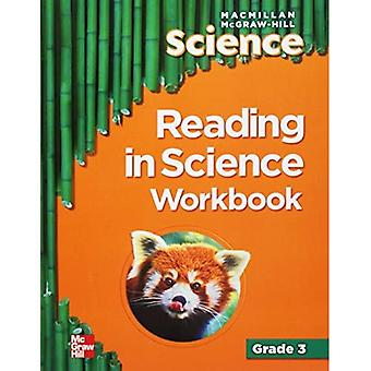 MacMillan/McGraw-Hill wetenschap, Grade 3, lezen in Science werkmap (oudere elementaire Science)