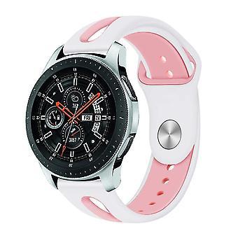 Bracelet Samsung Galaxy Watch 46 mm en deux tons
