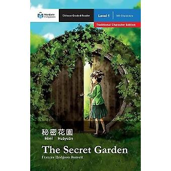 The Secret Garden Mandarin Companion Graded Readers Level 1 Traditional Character Edition by Burnett & Frances Hodgson