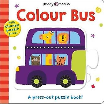 Colour Bus by Priddy & Roger