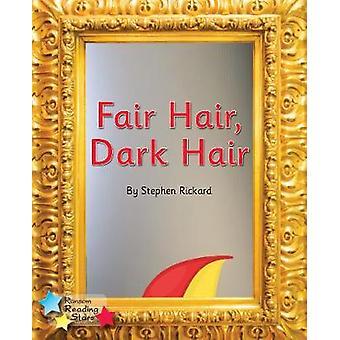 Fair Hair - Dark Hair - Phonics Phase 3 by  - 9781785919114 Book