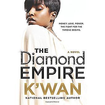 The Diamond Empire by K'Wan - 9781250102638 Book
