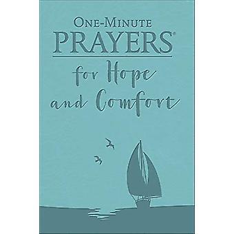 Oraciones de un minuto (R) para la esperanza y la comodidad de Hope Lyda - 9780736974