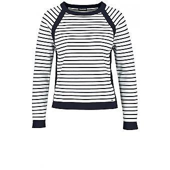 Taifun Striped Fine Knit Sweater
