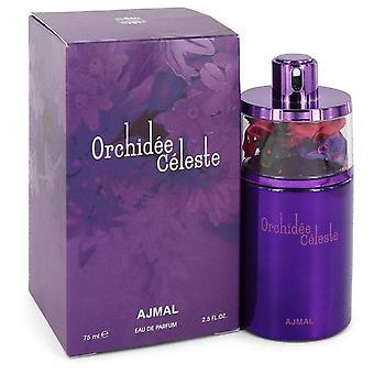 Ajmal Orchidee Celeste Eau De Parfum Spray von Ajmal 2,5 oz Eau De Parfum Spray