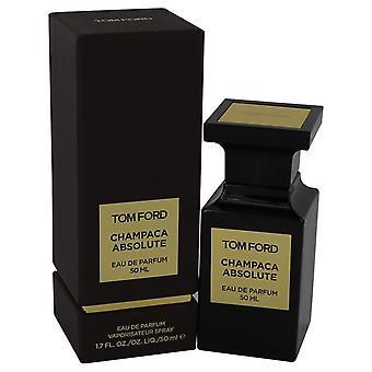 Tom Ford Champaca absolutt Eau De Parfum Spray av Tom Ford 1,7 oz Eau De Parfum Spray