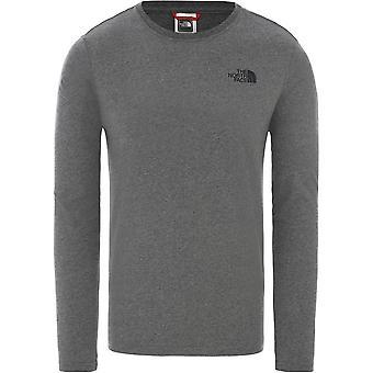 De North Face Red Box T9493LDYY universeel het hele jaar mannen t-shirt