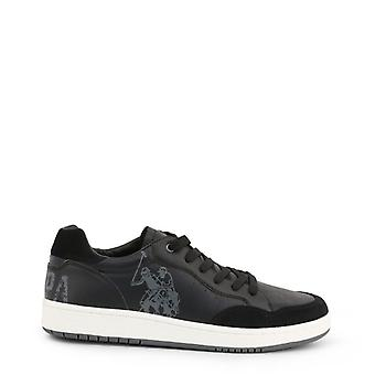 Man leather sneakers shoes ua39639
