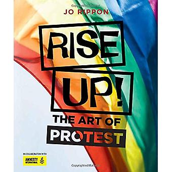 Rise Up! - The Art of Protest by J. Rippon - 9781786750822 Book