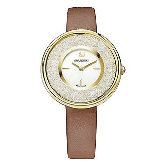 Swarovski 5275040 Crystalline Pure Brown Unisex Watch