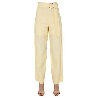 Baum Und Pferdgarten 20983c3540 Women's Yellow Linen Pants