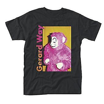 Gerard Way Lola Dance Offisiell T-skjorte Mens Unisex