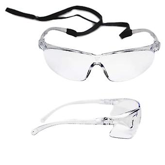 3M 71501-00001M 3M Tora Clear Spectacles Anti Fog Plus Cord