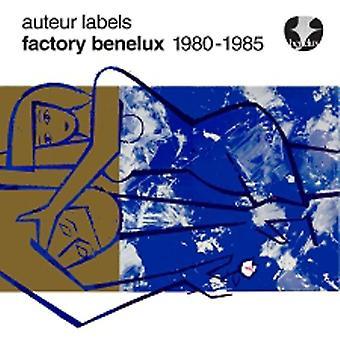 Auteur Labels: Factory Benelux 1980-85 - Auteur Labels: Factory Benelux 1980-85 [CD] USA import