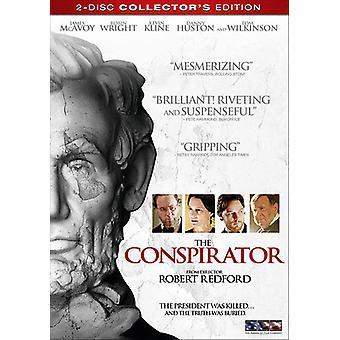 Conspirator [DVD] USA import