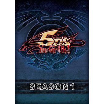 Yu-Gi-Oh 5Ds: Season 1 [DVD] USA import