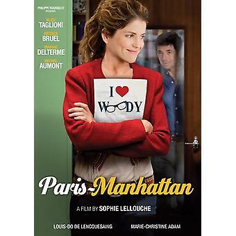 Paris-Manhattan [DVD] USA import