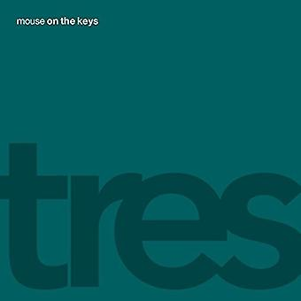 Mouse on the Keys - Tres [CD] USA import