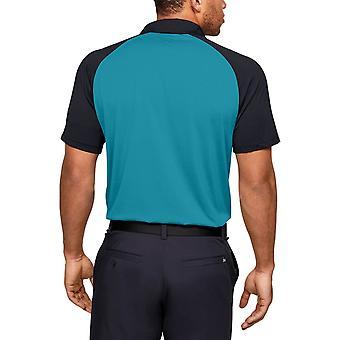 Under Armour Herren Verschwinden Brust Streifen Wicking Golf Polo Shirt