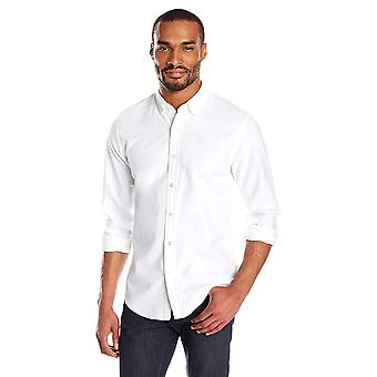 "Goodthreads Men's ""The Perfect Oxford Shirt"" Slim-Fit Long-Sleeve Solid, Whit..."