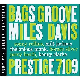 Miles Davis - Bags' Groove [CD] USA import
