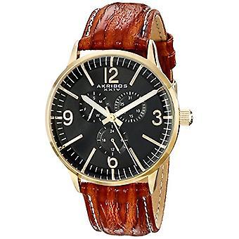 Akribos XXIV Clock Man Ref. AK769YG
