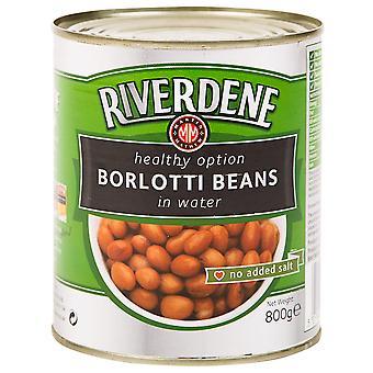 Riverdene Borlotti Beans in Water