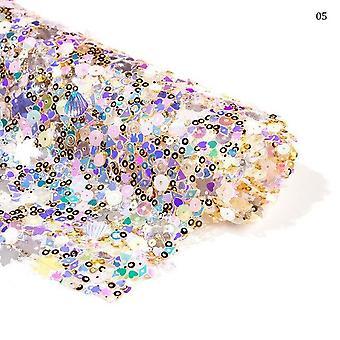 Diamond Scrub Nail Art - Stolní mat ruční polštář, zbytek skládací omyvatelný