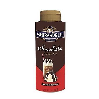 Molho de chocolate Premium Ghirardelli