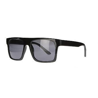 نظارات شمسية Unisex Cat.3 أسود / دخان (AMM19108 D)