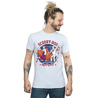 Scooby Doo Men's Collegiate Circle T-Shirt