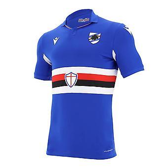 2020-2021 Sampdoria Home Shirt