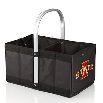 Urban Basket - Black (Iowa State Cyclones) Digital Print
