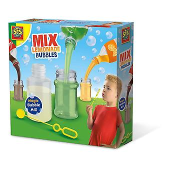 Ses Creative Children's Mix Lemonade Bubbles 5 Years and Above (2266)