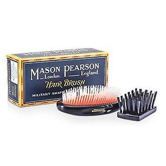 Nylon - Universal Military Nylon Medium Size Hair Brush 1pc