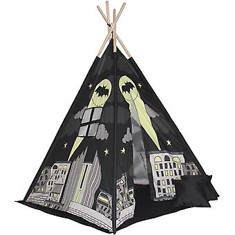 Tipi tent Enero toys, mat and whip cushions