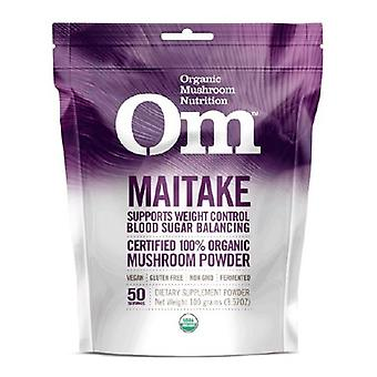 Organic Mushroom Nutrition Organic Om Maitake, 3.57 Oz