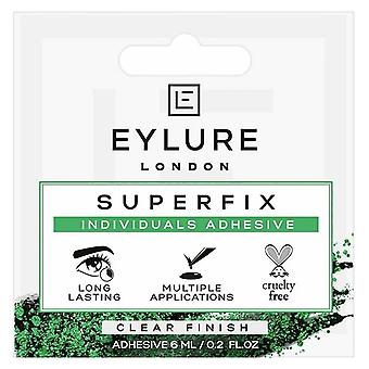 Eylure Super Fix - Long Lasting Adhesive - Clear 6ml