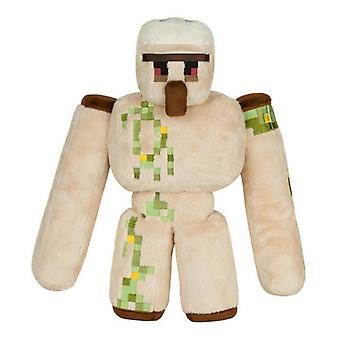 Minecrafted, Iron Golem, Sword Pickaxe Design Plush Toys