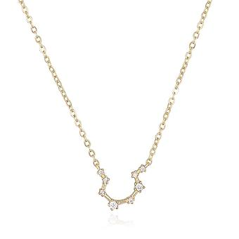 ToEAU constellation necklace