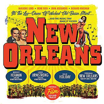 New Orleans / O.S.T. - New Orleans / O.S.T. [CD] USA import