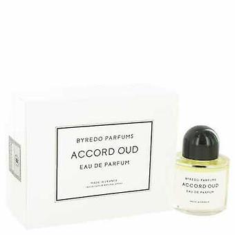 Byredo Accord Oud By Byredo Eau De Parfum Spray (unisex) 3.4 Oz (women) V728-516691