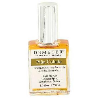 Demetra Pina Colada Da Demetra Colonia Spray 1 Oz (donne) V728-434866