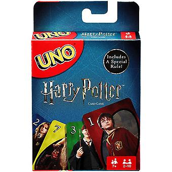 Mattel Games Uno Harry Potter Family Funny Entertainment Board Game