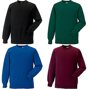 Jerzees Schoolgear Childrens/Kids Raglan Sweatshirt