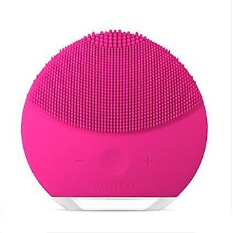 Mini Ultrasonic Waterproof Face Pores Cleaning Brush With Usb Charging